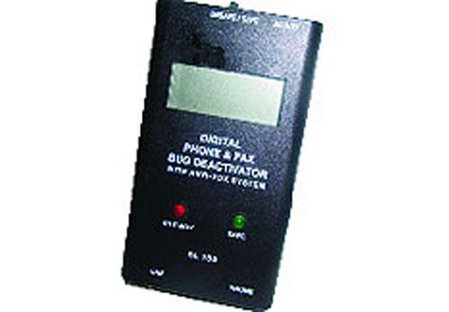 aislador y detector de escuchas telefonicas