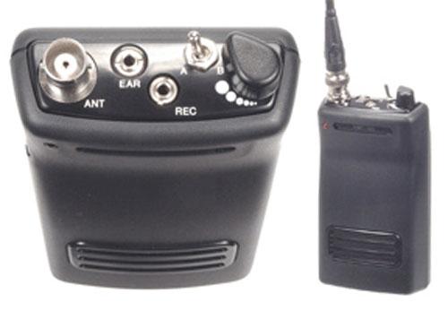 Receptor de Microfono con Altavoz