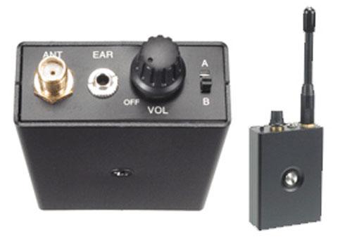 Receptor de Microfono 2 Canales