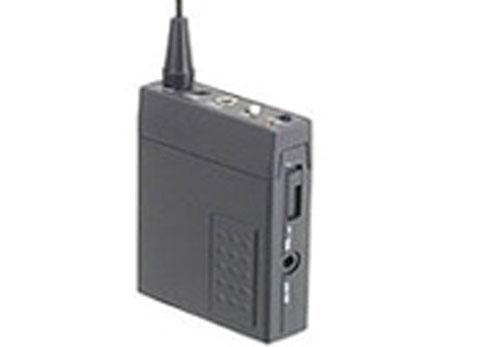 Receptor para microfonos uhf  bateria 50 hora