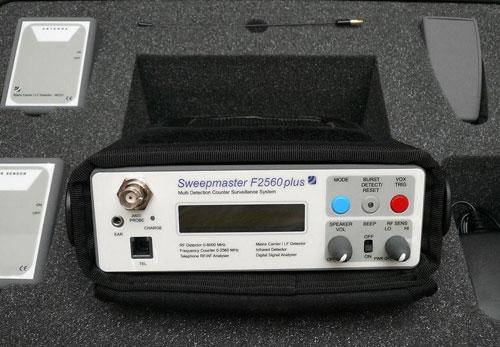Sistema de Deteccion de 8GHz